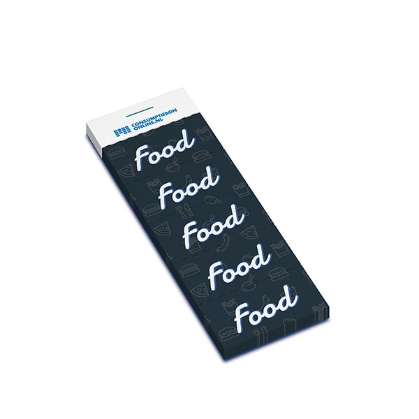 Foodbonnen facilitair 3.5